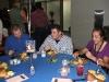 Guests enjoying meal