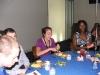 Ndidi and guests enjoying meal