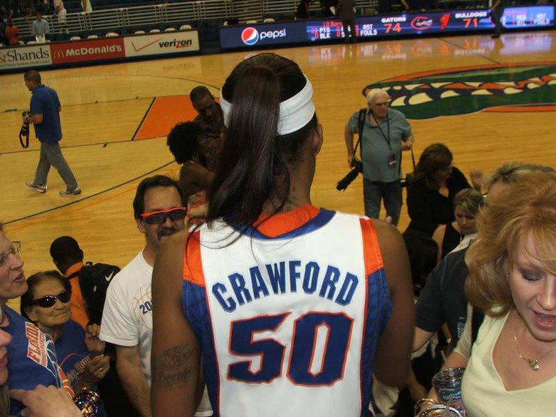 Ebonie Crawford
