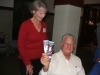 ...Charlotte and Gene won the tickets!