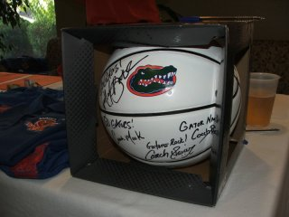 It's raffle time - signed by all coaches - for BCC members only