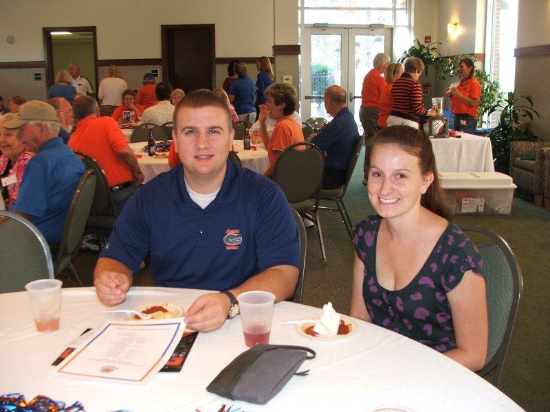 Members Michael and Rachel