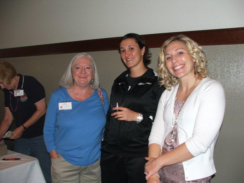 Myra, Janna and Jaime