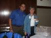 Ex-Officio Matt and Secretary Lisa