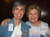 Secretary Lisa and BCC member June (also Lisa\'s mother)