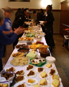 food table image