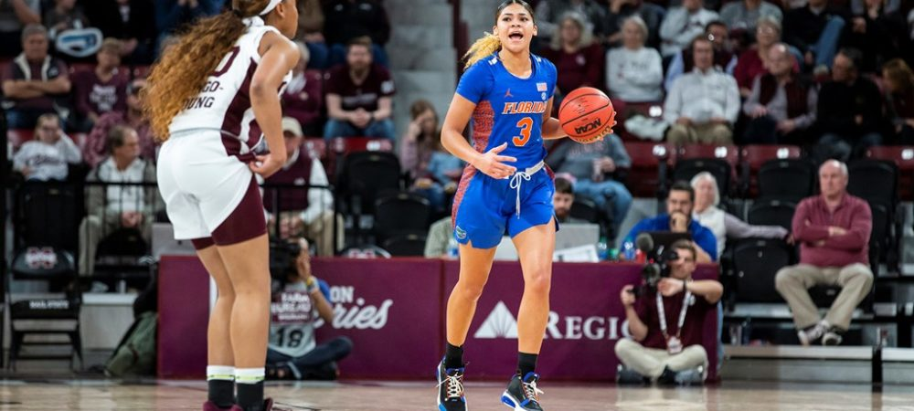 Florida Falls in SEC Opener at No. 15 Mississippi State