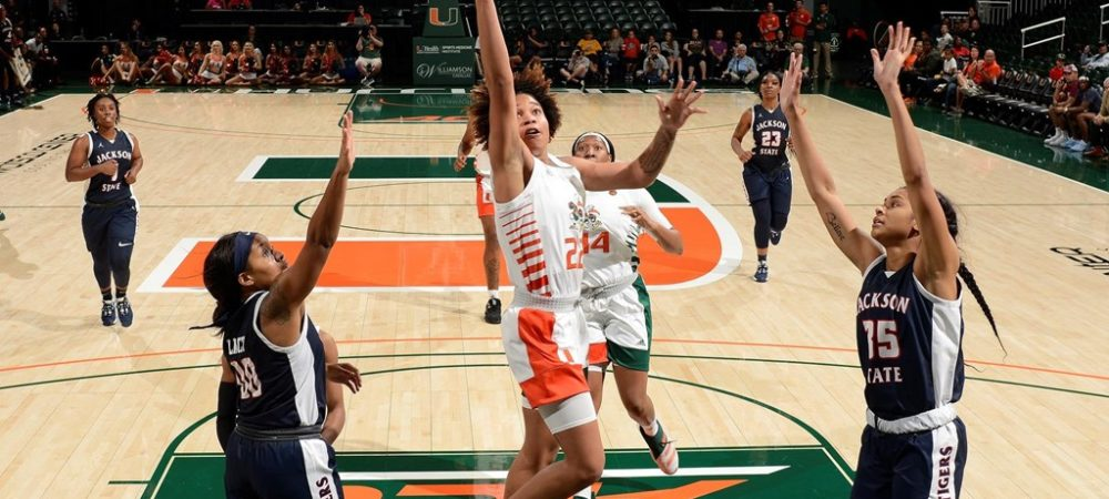Gators Add Miami Transfer Yasmeen Chang