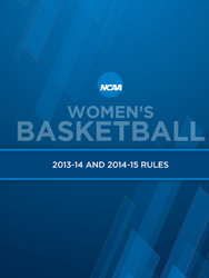 Official NCAA Rules Book